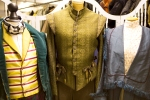 Costumes worn by David Tennant, Penny Wilton an James Fleet are for sale
